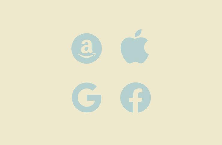 big tech logos